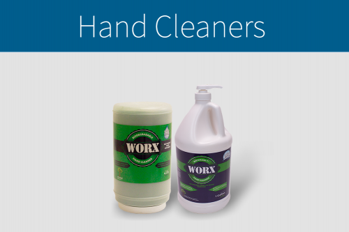 WORX® Hand Cleaners