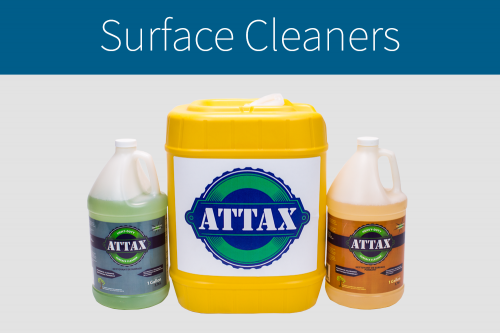 ATTAX Surface Cleaners